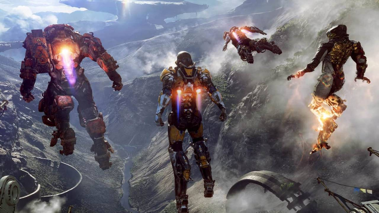 BioWare delays Anthem features as it works on fixes