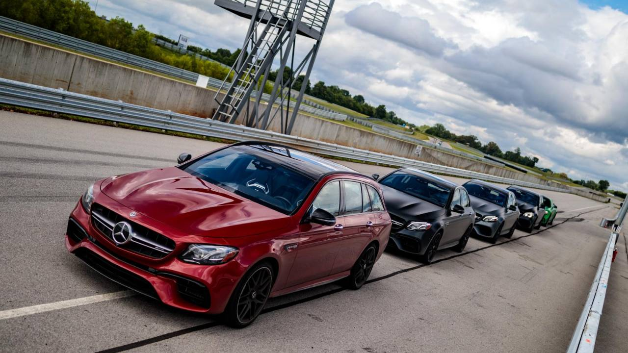 Mercedes-AMG considers ditching rear-wheel drive models