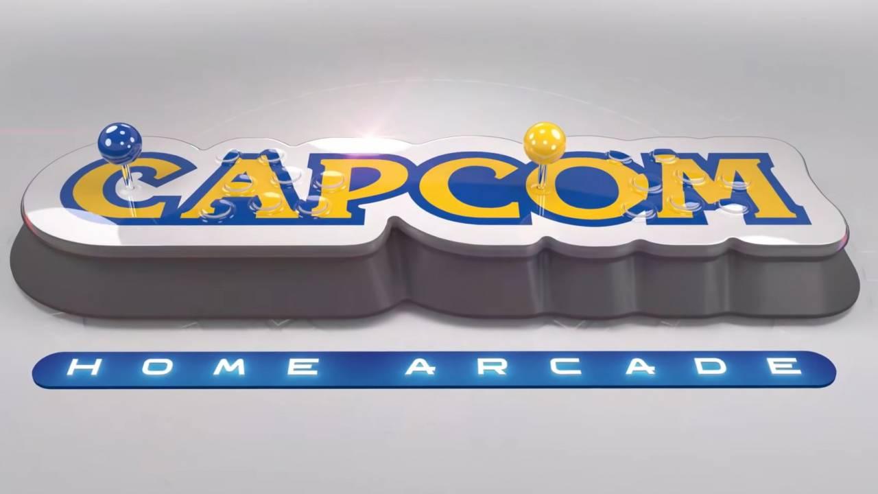 Capcom Home Arcade serves up a unique twist on retro consoles