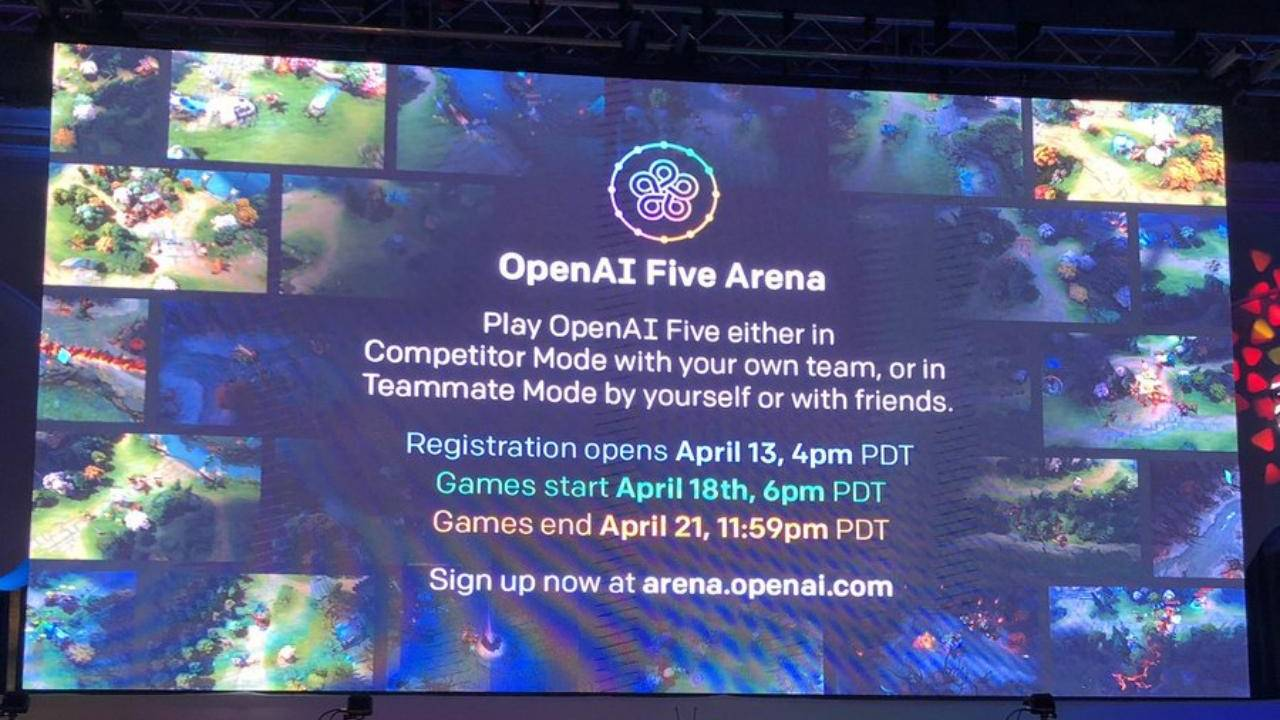OpenAI Five bots demolish Dota 2 human champs