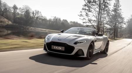 Aston Martin DBS Superleggera Volante Gallery