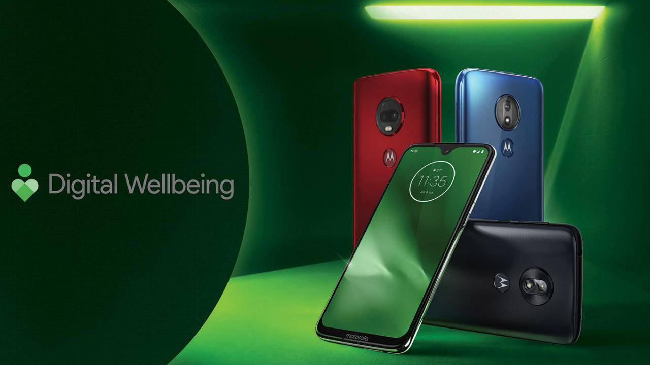 Moto G7 and Motorola One get Digital Wellbeing and Call Screening