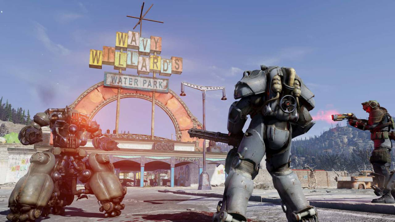 Fallout 76's paid Repair Kits are causing some controversy