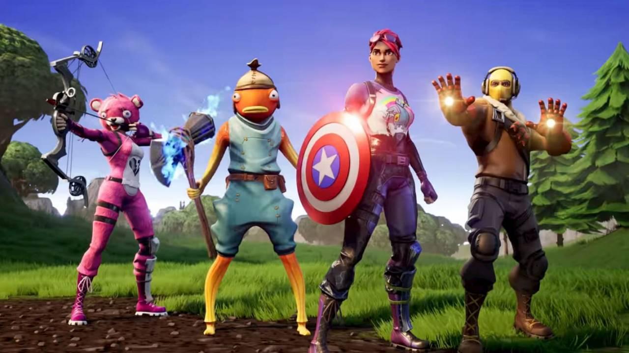 Fortnite's Avengers: Endgame crossover now live with v8.50 update