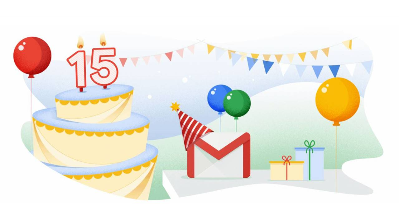 Gmail gets email scheduling and expands Smart Compose as it turns 15