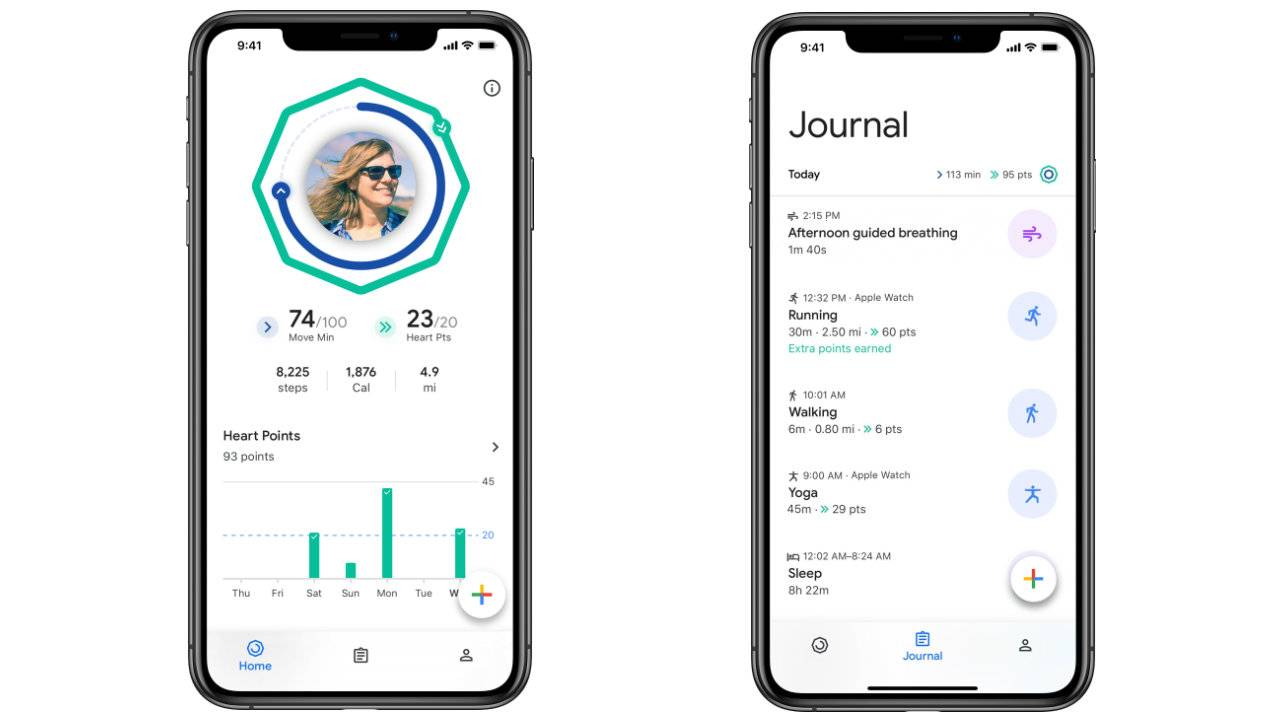 Google Fit health and activity app launches on iOS