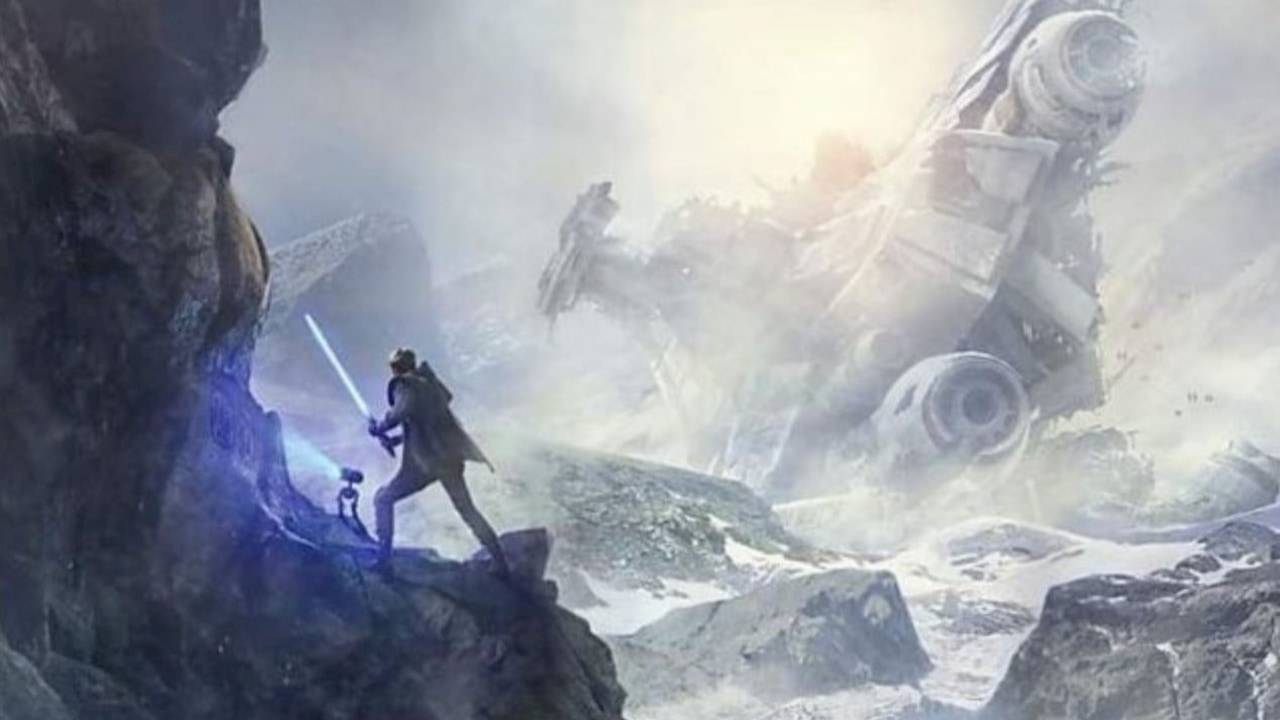 Star Wars Jedi: Fallen Order art leaks out before big reveal