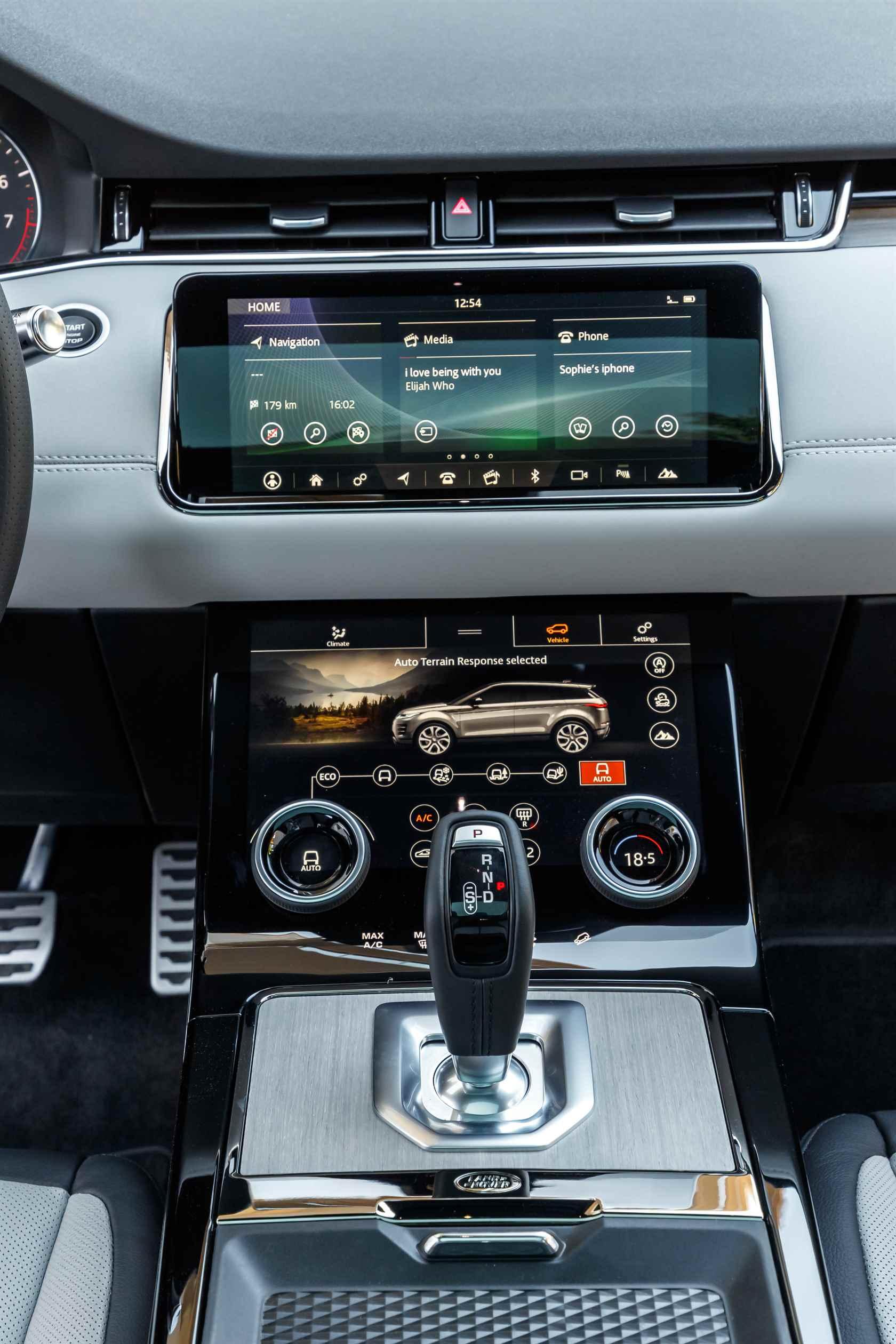 2020 Range Rover Evoque first drive review: Crisper