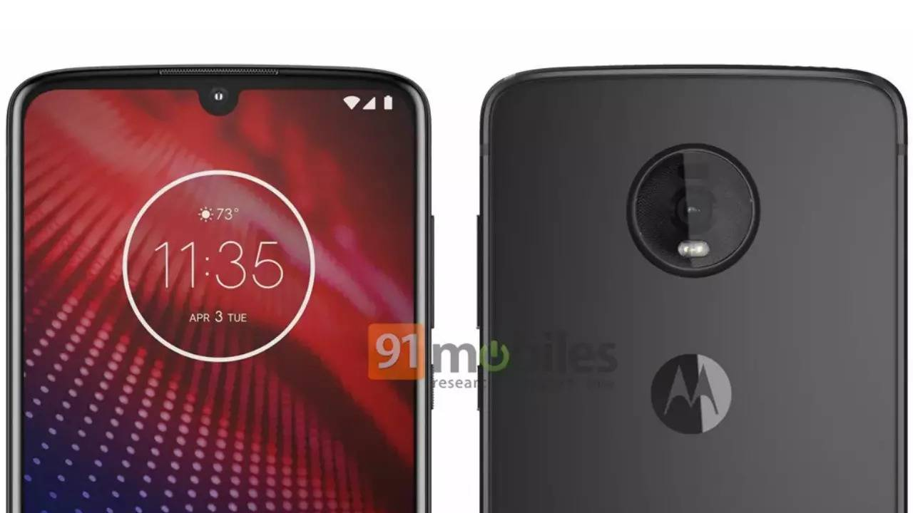 Moto Z4 specs hints at the beginning of the end