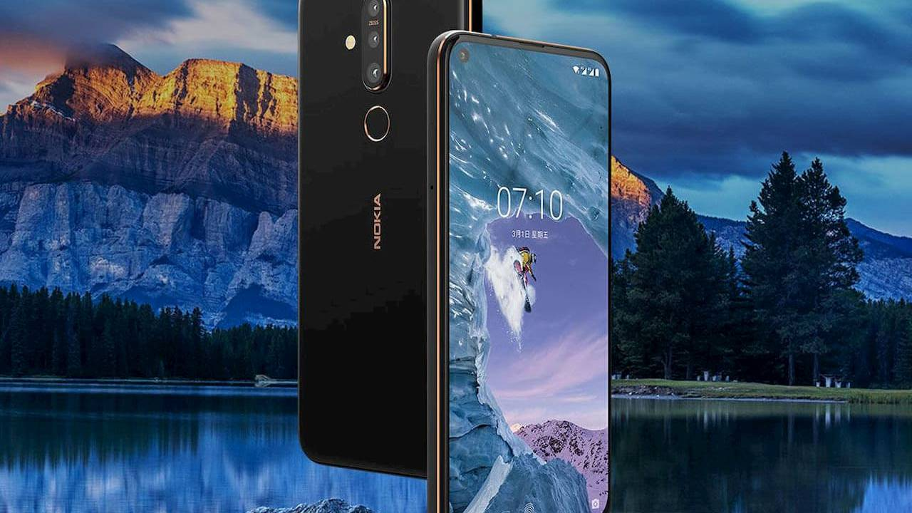 Nokia X71 brings hole-punch display, 48MP camera to mid-range