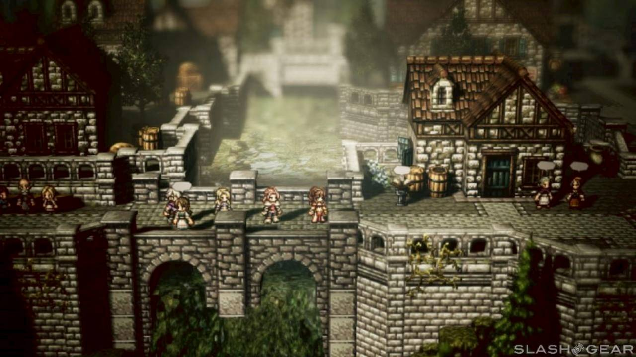 Octopath Traveler heads to PC later this year