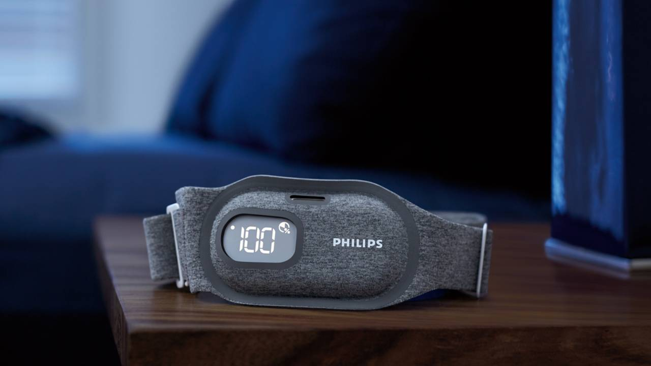 This SleepSmart strap promises an easy snoring cure