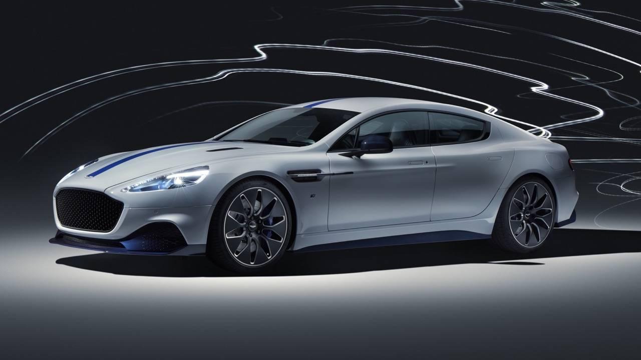 Aston Martin Rapide E super-luxe EV will be maddeningly rare