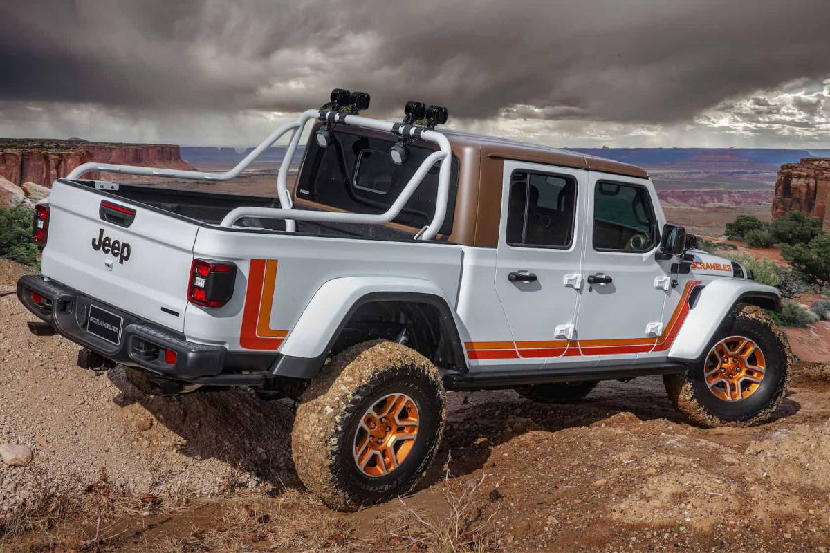Jeep Turned Its Gladiator Pickup Into These Epic Concept Trucks Slashgear