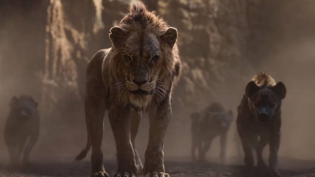 The new Lion King trailer is here – you'll either love it or hate it