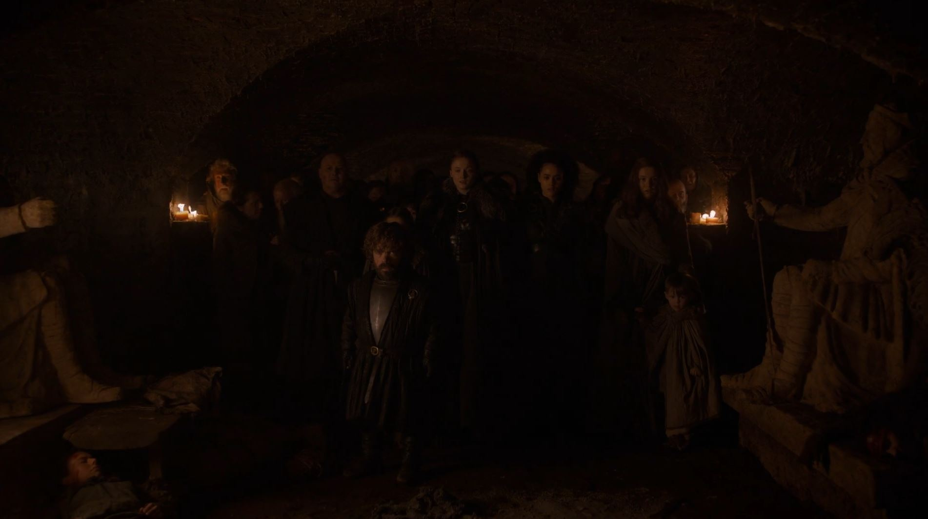 Game of Thrones season 8, episode 3 analysis: The Long Night - SlashGear