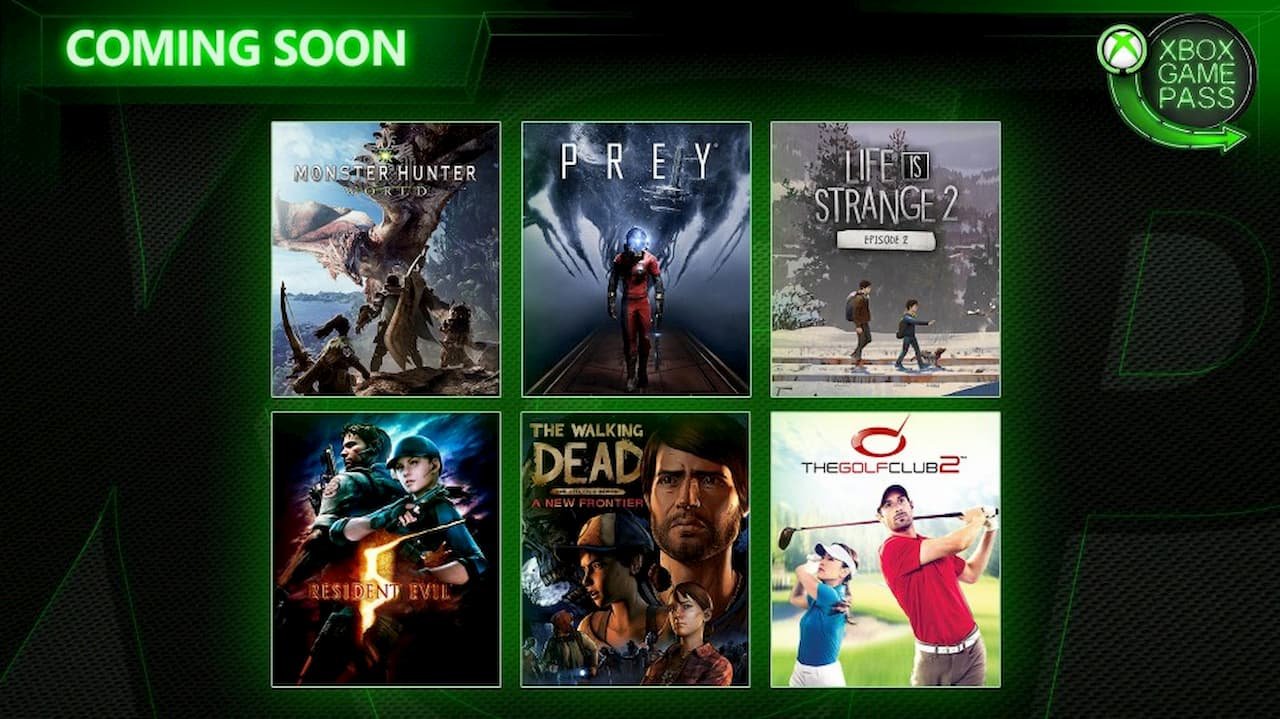 Xbox Game Pass April additions include two huge names