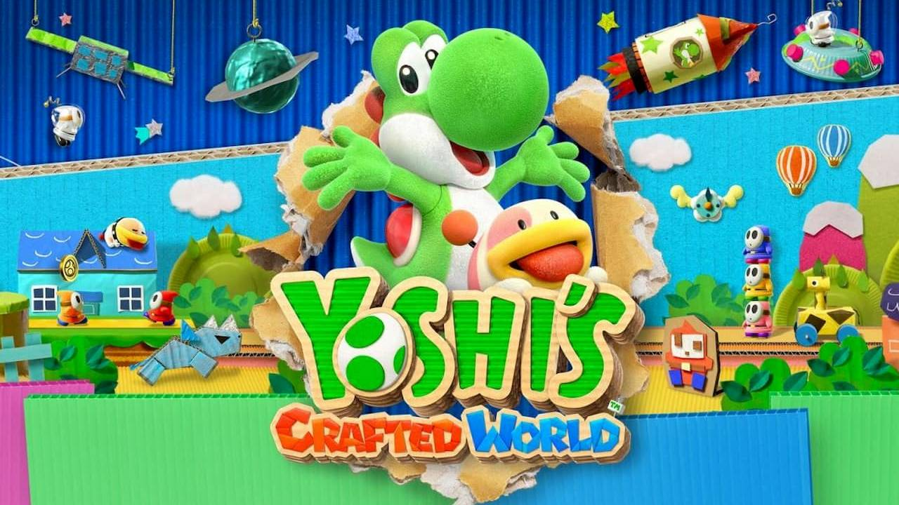 Yoshi's Crafted World review: A charming (but easy) adventure