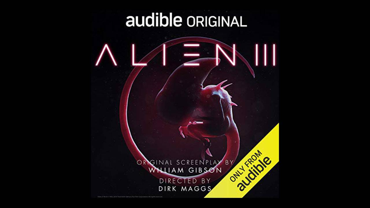 Audible reveals William Gibson's Alien script as audiobook drama