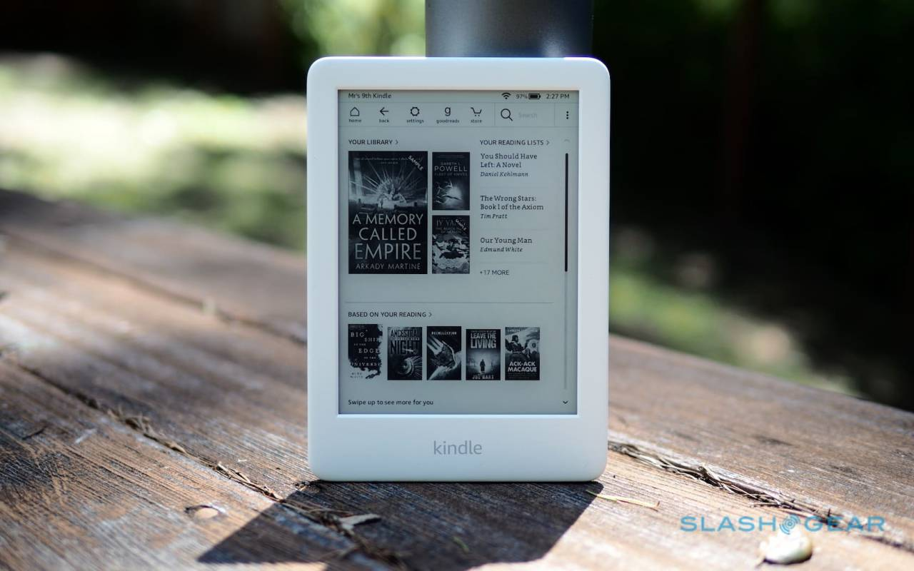 Amazon Kindle 2019 Review: A brighter ereader - SlashGear