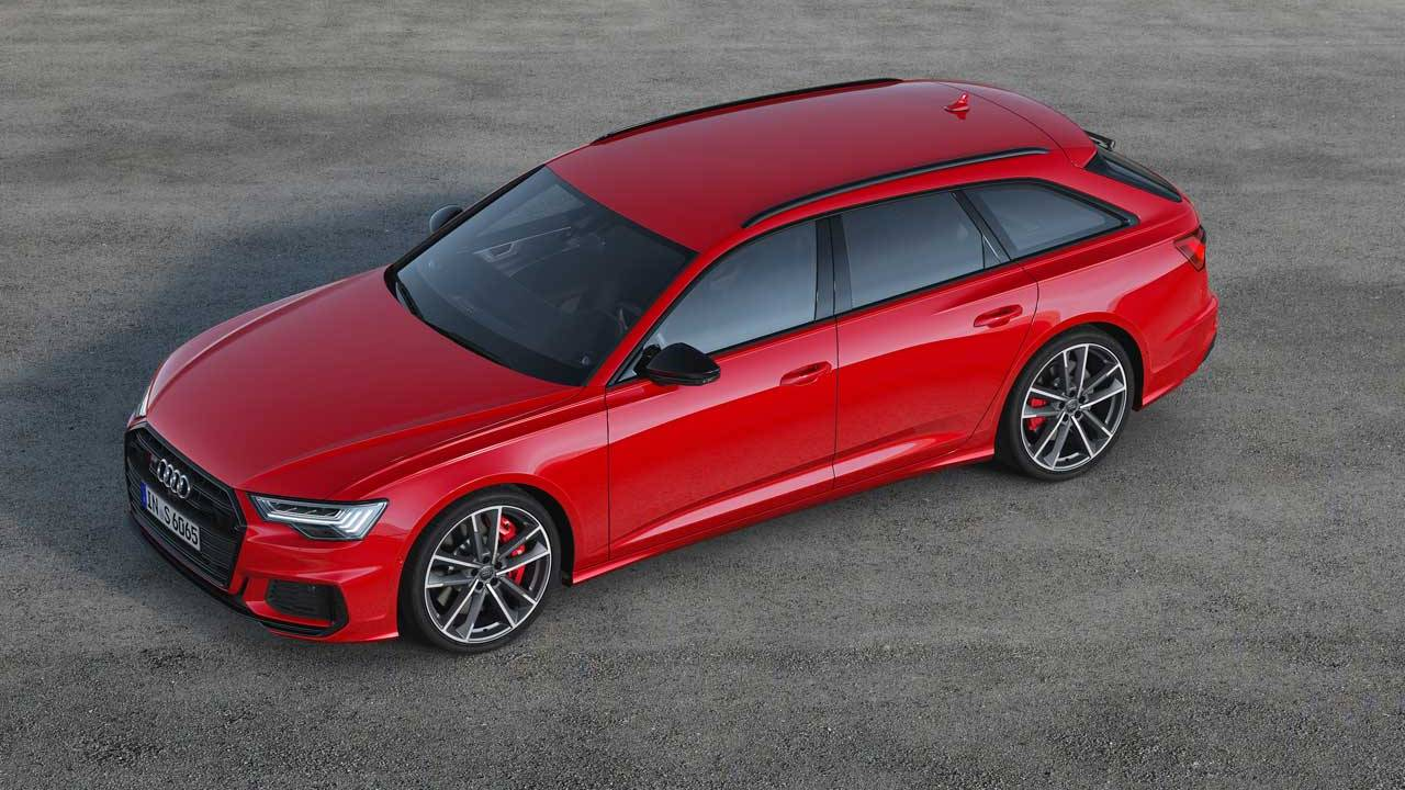 Audi now offers S6 and S7 TDI with EPC and traditional turbo