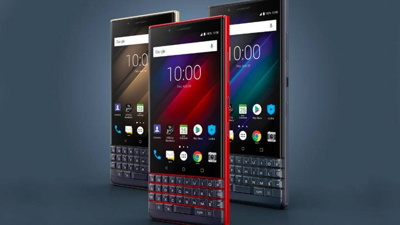 BlackBerry Android apps are also disappearing soon