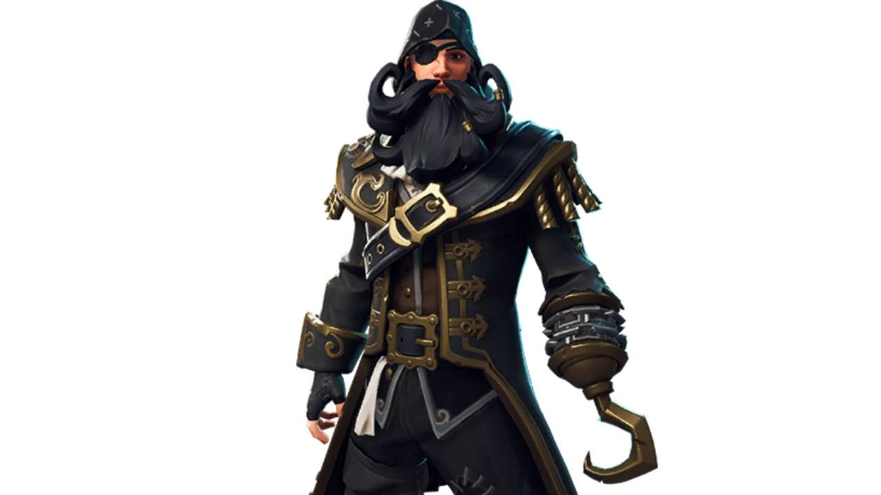 Epic fixes hilarious Fortnite Blackheart glitch that caused massive beard growth
