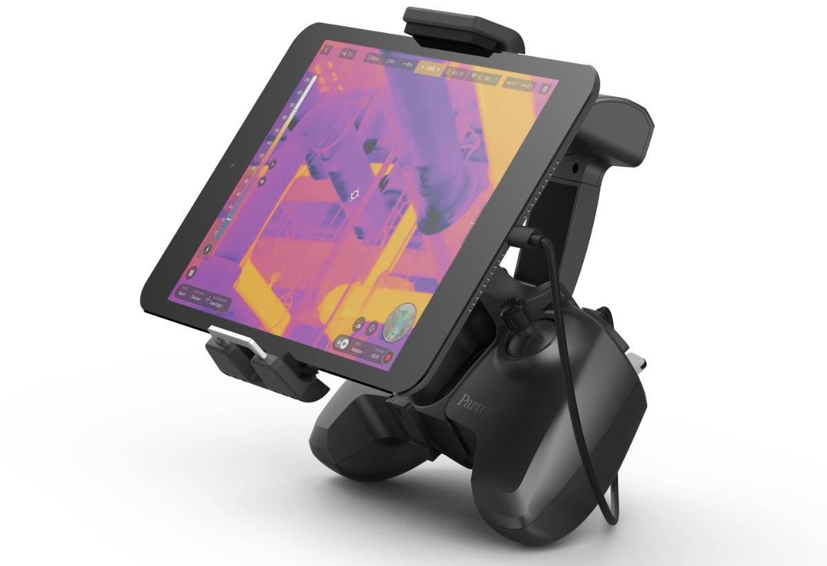 Parrot Anafi Thermal brings FLIR camera, USB-C, folding
