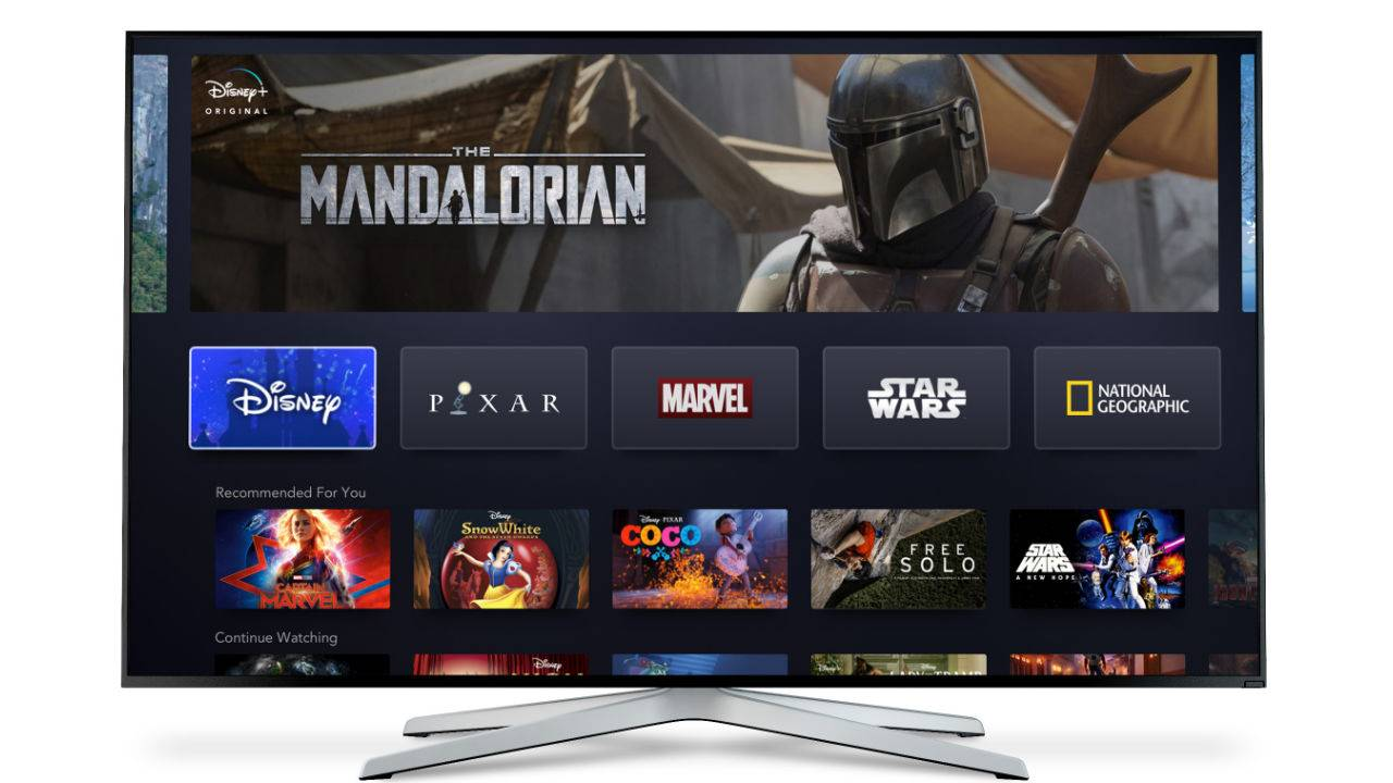Disney+ streaming service detailed: Price, launch date and everything else