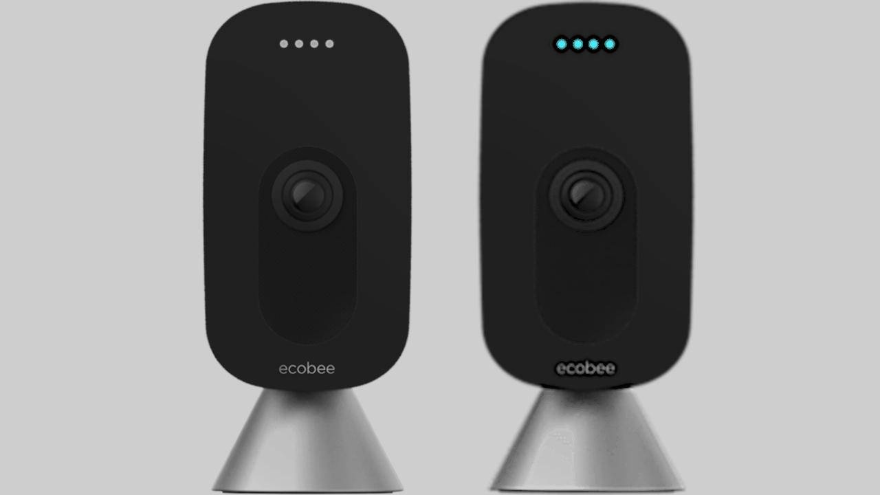 Ecobee smart home security camera could come with Alexa