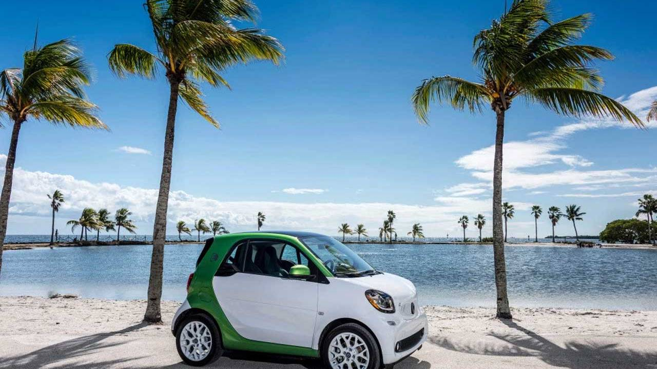 Smart EQ fortwo EV is axed in the US and Canada