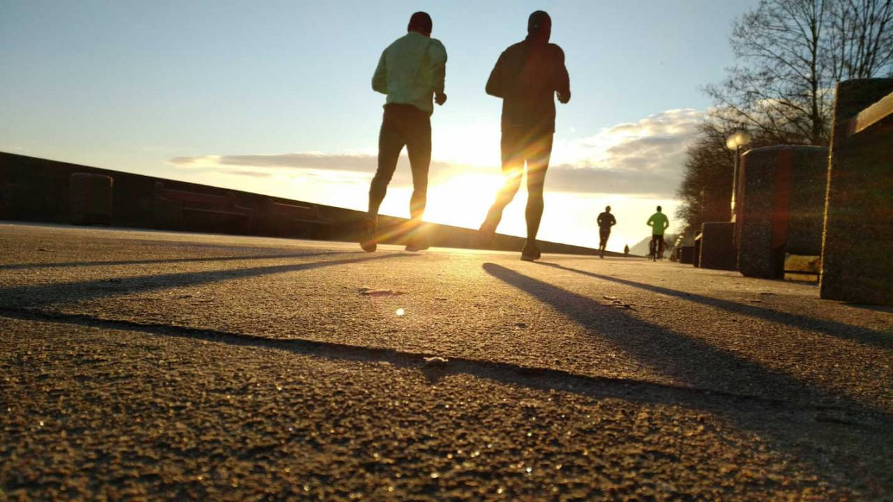 Researchers just figured out the best time of day to exercise