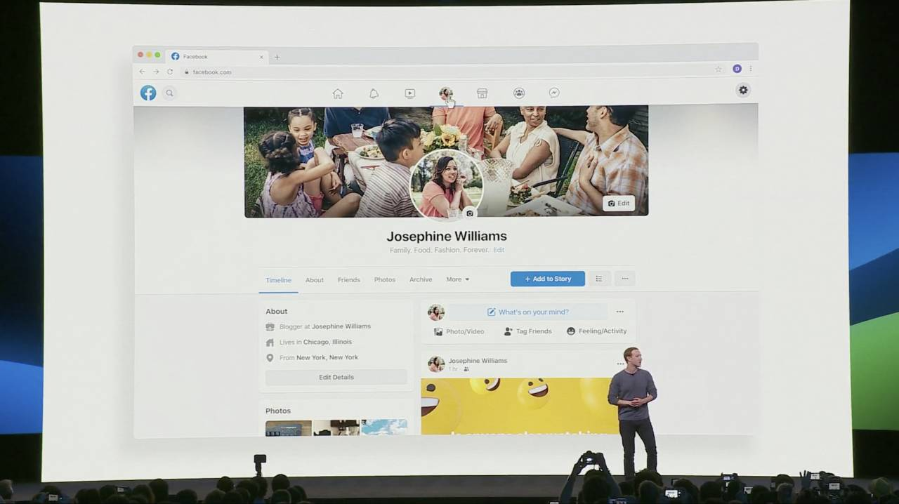 The new Facebook app launches today - SlashGear