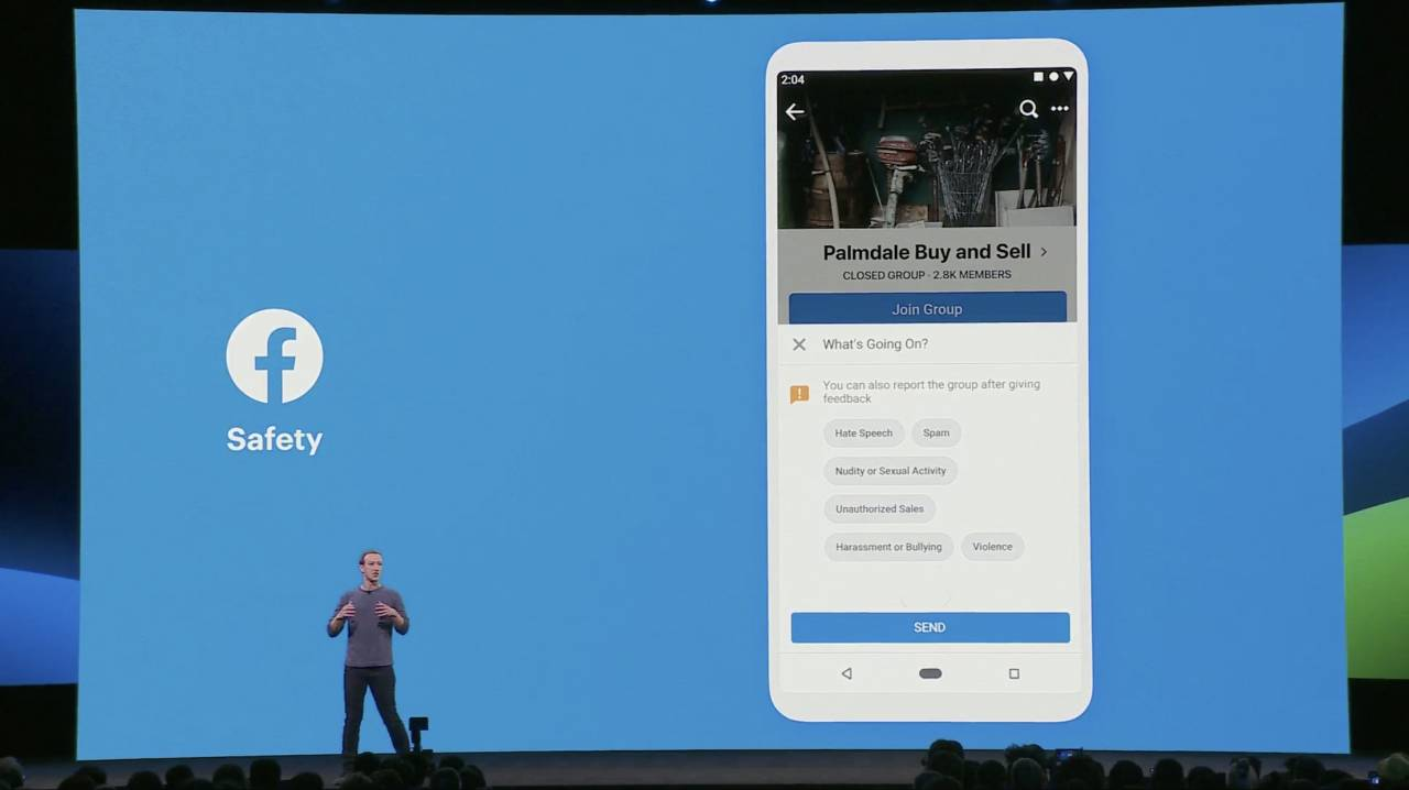 The New Facebook App Launches Today Slashgear