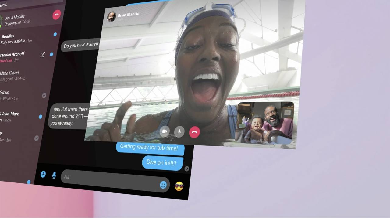 Facebook Messenger gets desktop apps, Instagram and WhatsApp