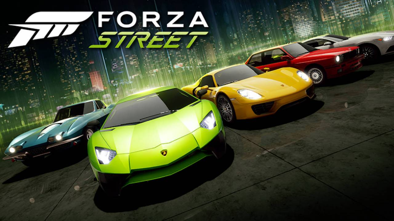 Forza Street free game launches on PC, will arrive on mobile this year