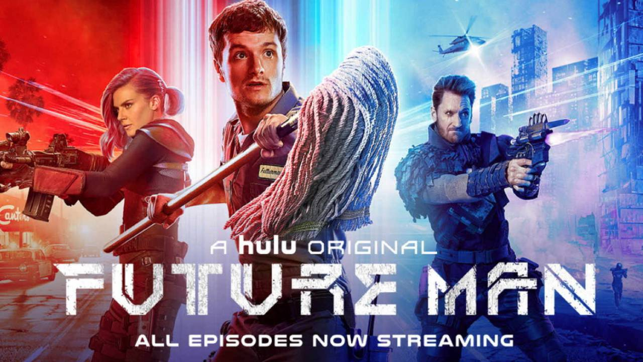 Hulu renews 'Future Man,' but Season 3 will be its last - SlashGear