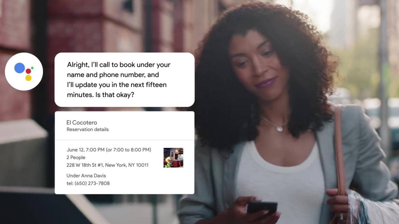 Google Duplex starts rolling out to other Android phones in the US