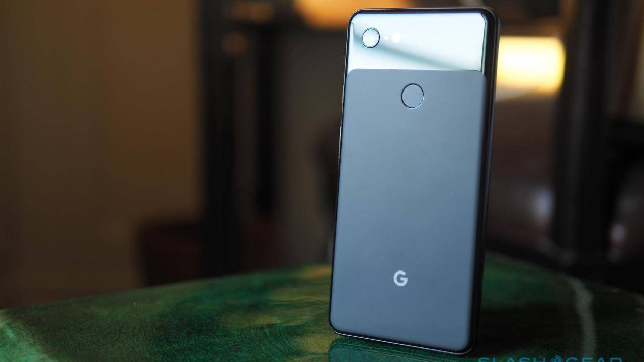 Pixel 4 gets Google mention: Here we go again