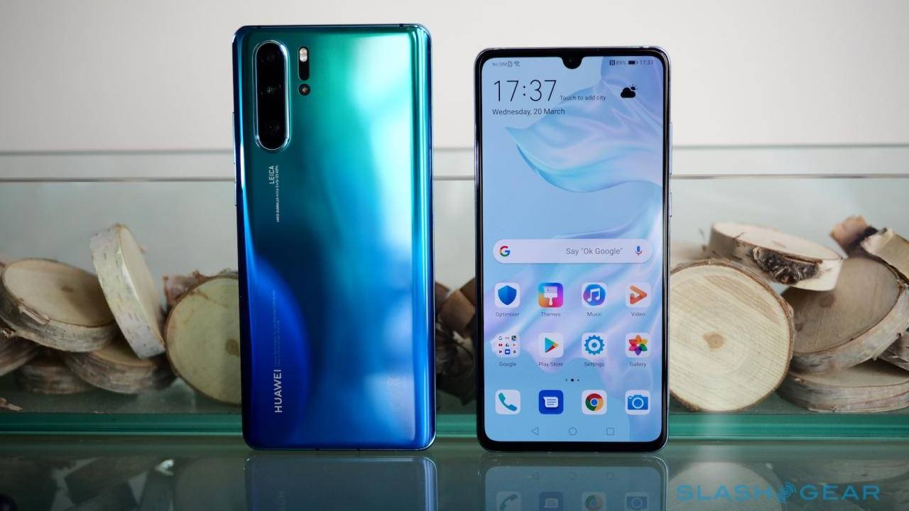 Huawei P30 and P30 Pro available in the US but there's a catch
