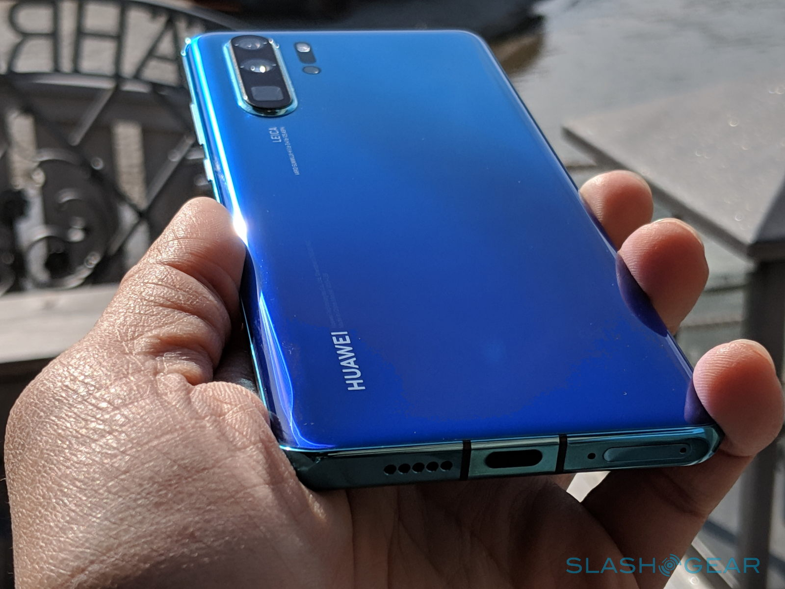 Huawei P30 Pro Review - SlashGear