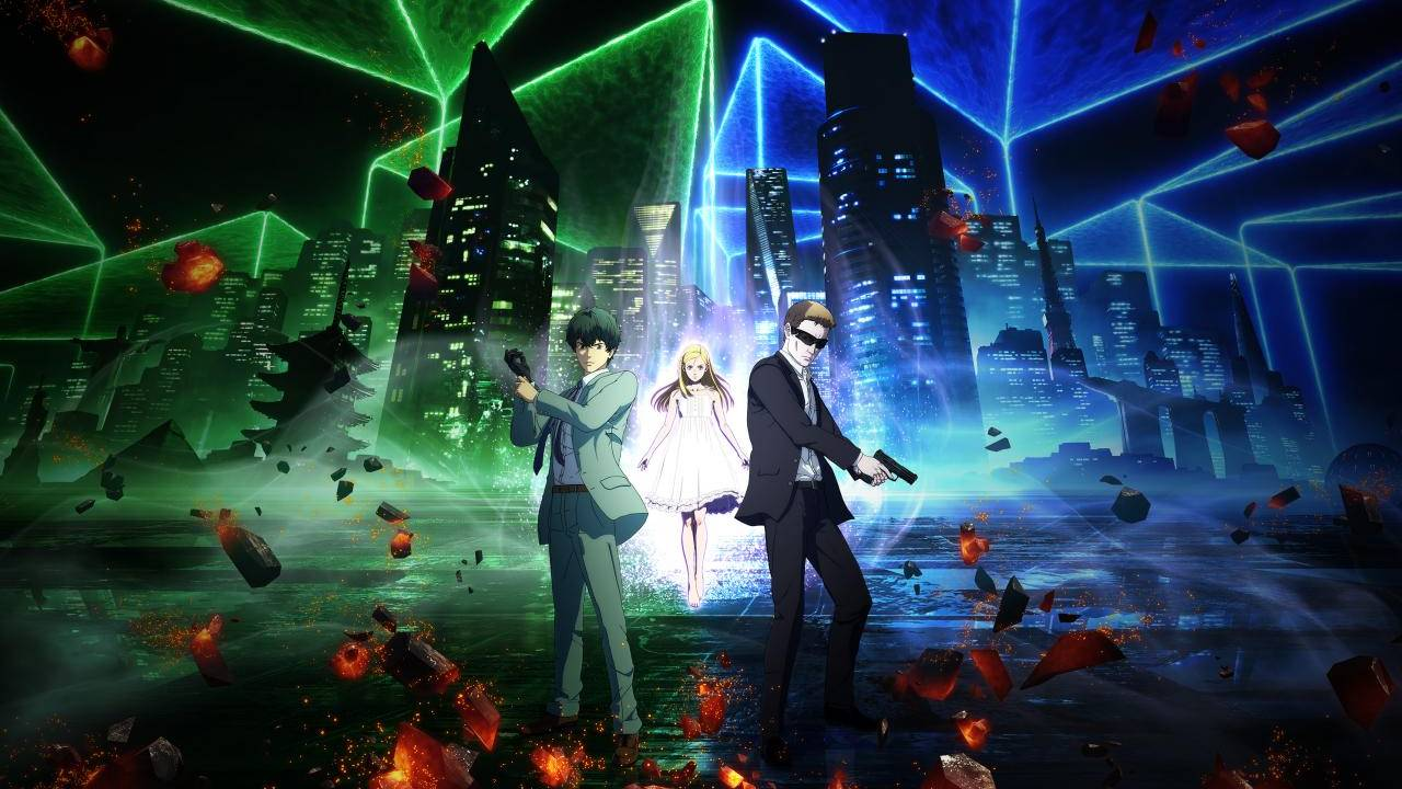 Ingress the Animation is finally out on Netflix worldwide