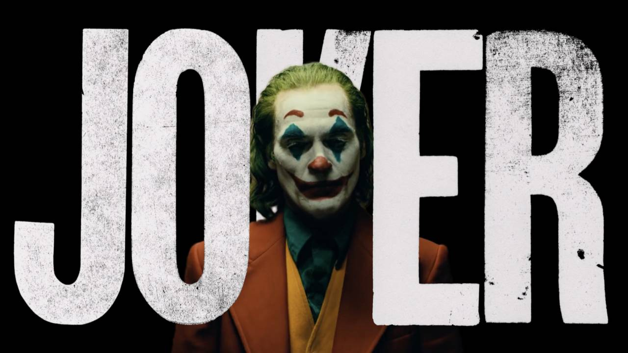 "First ""Joker"" trailer promises Joaquin Phoenix at his creepiest"