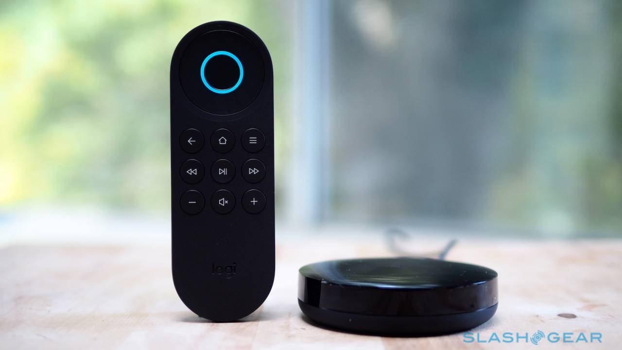 Logitech Harmony Express puts Alexa in a universal remote: Hands-on