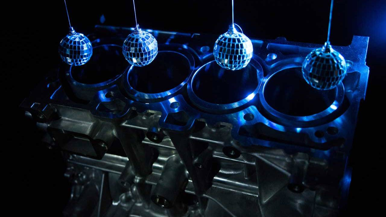 Nissan uses diamond polishing tech for Altima engine