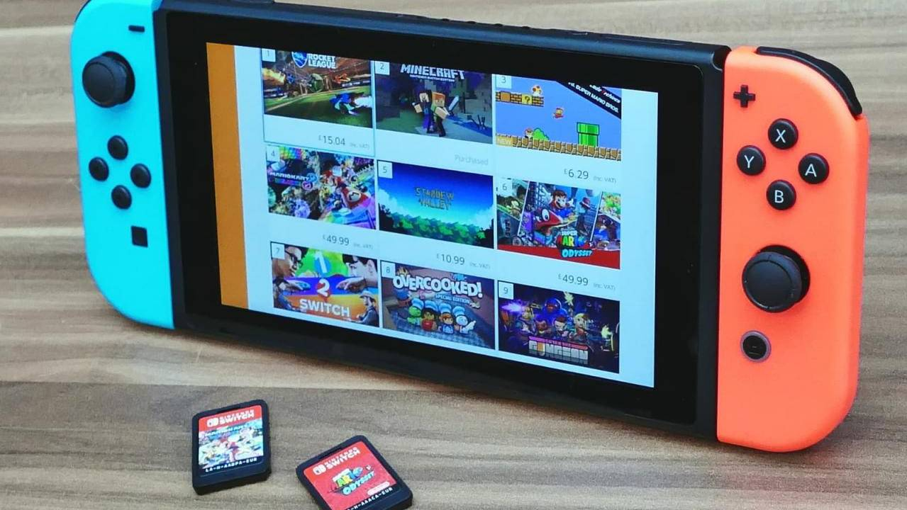 Nintendo Switch 2 will be smaller, more powerful version on hold