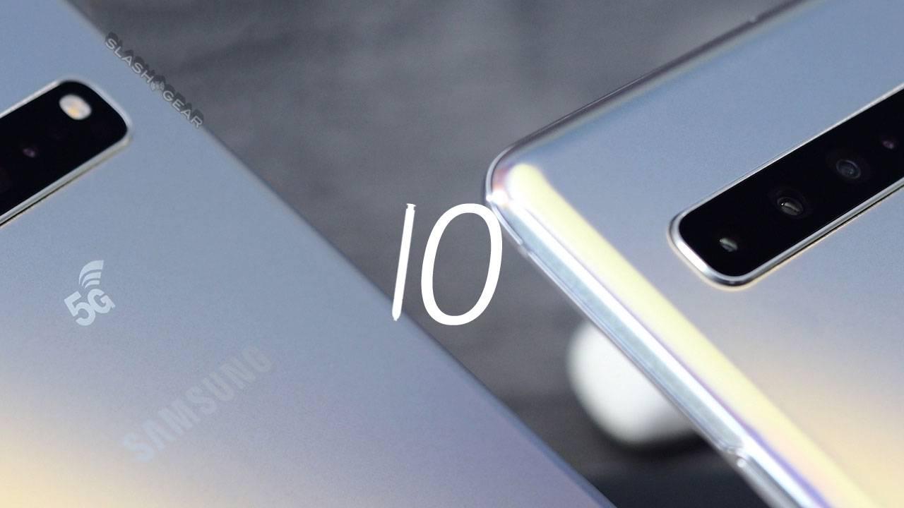 Samsung Galaxy Note 10 release split decision