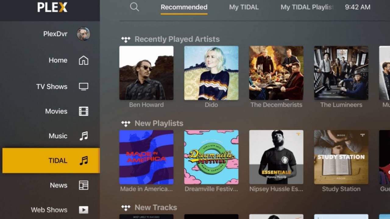 Plex gets sleek new UI with improved navigation on Roku, Apple TV
