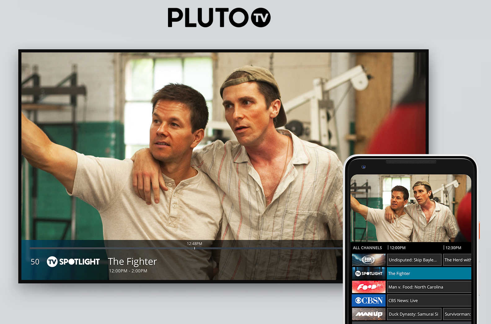 Pluto TV gets 14 free channel versions of popular Viacom