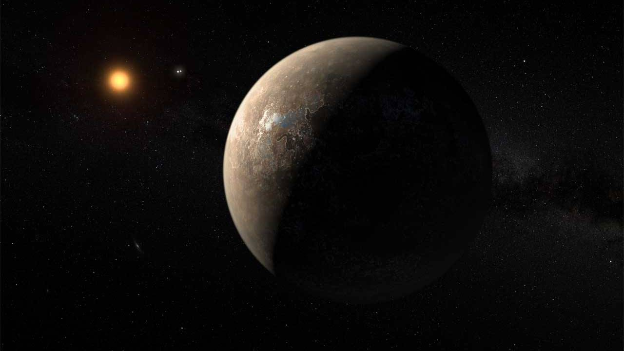 Proxima Centauri may have a second orbiting planet six-times Earth's mass